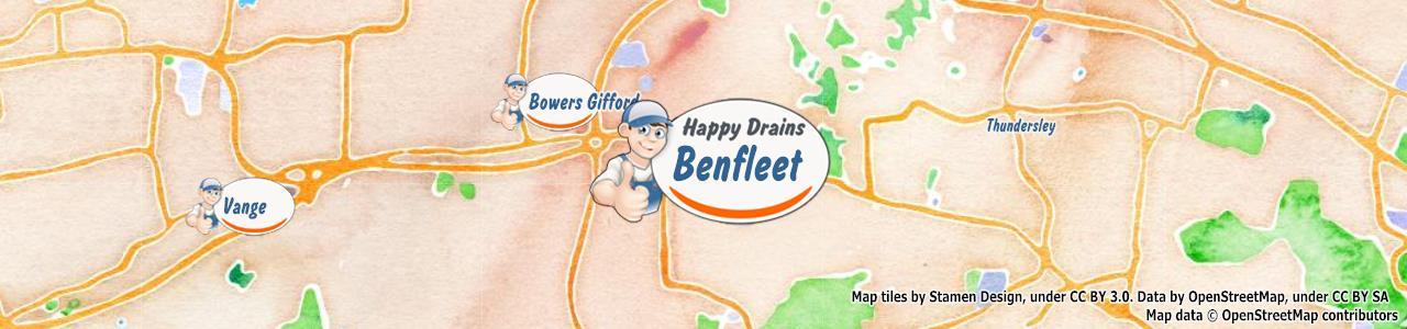 Blocked drain Benfleet SS7