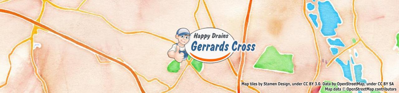 Blocked drain Gerrards Cross SL9