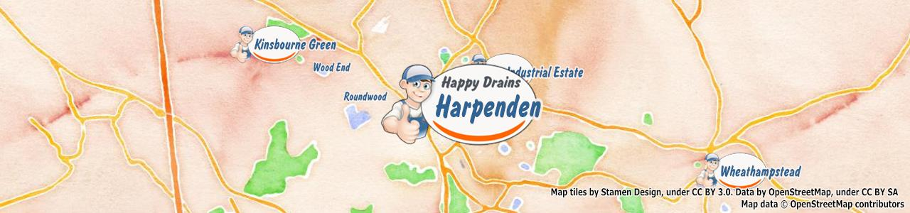 Harpenden AL5 blocked drain repair clearance cleaning – Happy Drains