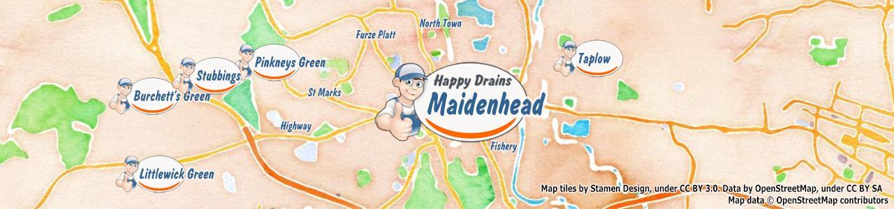Blocked drain Maidenhead SL6