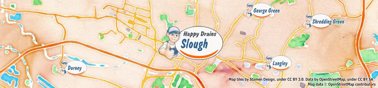 Blocked drain Slough SL1