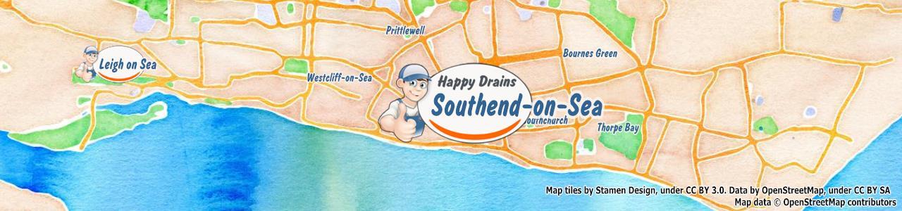 Blocked drain Southend On Sea SS1